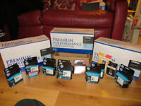 Printer Ink and Toner Cartridges - Job Lot - HP 364 etc for Inkjet Printer