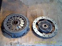 Ford Zetec S 1.4 Clutch and Pressure Plate