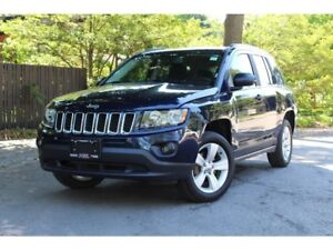 2015 Jeep Compass RARE*4X4*5spd*Rallye Style*CERAMIC TINTS*ULTRA