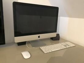 iMac 21.5inch, mid 2011, 2.7Ghz intel Core i5, 8GB RAM + 1TB HDD + Mouse & Keyboard AMD GRAPHICS