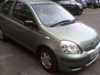 Quick Toyota Yaris sale!