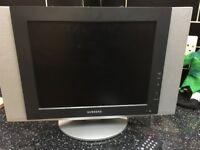 "Samsung 15"" LCD TV"