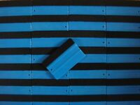 5 x Blue Pro Squeegee Tool for Car Wrapping/Vinyl Application Bubble Free