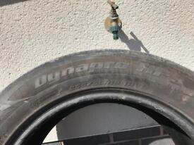"""Hankook DynaPro HP2 255/55 R19 . 19"""" Tyre ."""