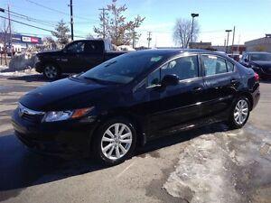 2012 Honda Civic EX-L Gatineau Ottawa / Gatineau Area image 1