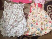 Girl clothes (0-3 months)
