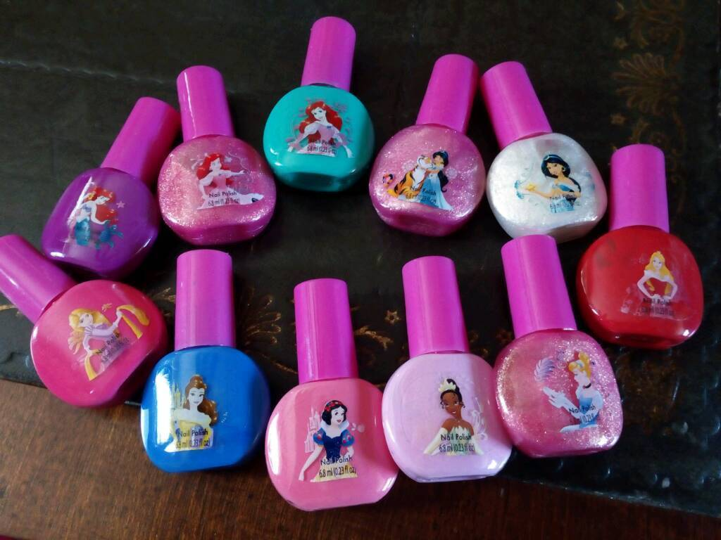 Disney princess nail polish set | in Fallowfield, Manchester | Gumtree