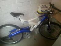 Saracen Mountain bike. Awol Model
