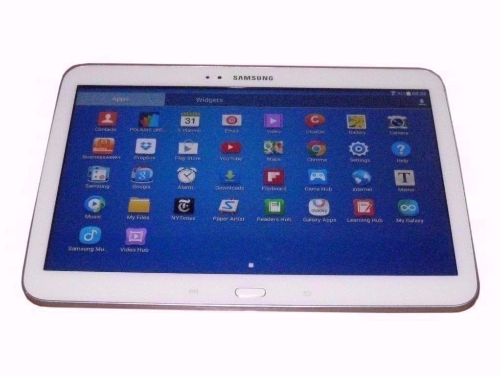 Samsung Galaxy Tab 3 10.1 Inch 16GB Wi-Fi Tablet . 2 ** BOXED
