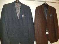 Mens blaxk lable blazers.
