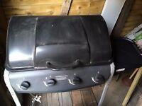 4 Burner Propane Gas BBQ (new £109.99)