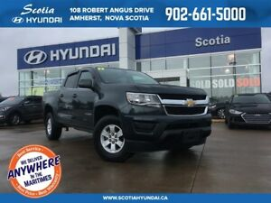 2017 Chevrolet Colorado 4X4 - $202 Biweekly - 4X4 - LIKE NEW!!!