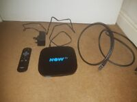 Now TV Box for sale