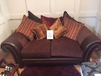 Brand New lovely Brown Sofa SALE**