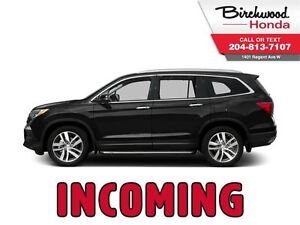 2016 Honda Pilot Touring ** INCOMING **