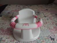 Babies bath seat