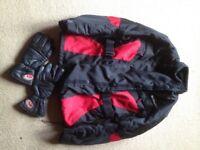 Kids Motorbike Jacket and Gloves