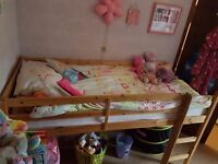 High Rise Bed for Sale.