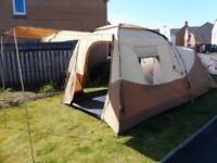 Outdoor Revolution Star Camper 4- 4 Person Tent