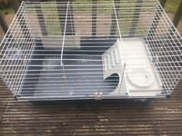 Indoor small animal cage