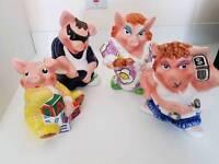 Paul Cardew's Bankers Pigs