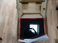 Electric Hob, Ceramic - Baumatic TG2 'Tango' Red 60cm Hyper-Speed (TOP QUALITY)
