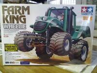 "TAMIYA ""Farm King Wheelie"" kit"