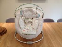 Mothercare Comfort & Harmony Baby Bouncer Chair