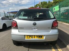 2007 (07 reg) Volkswagen Polo 1.4 TDI S 3dr 5 Speed Manual Turbo Diesel £30 Tax