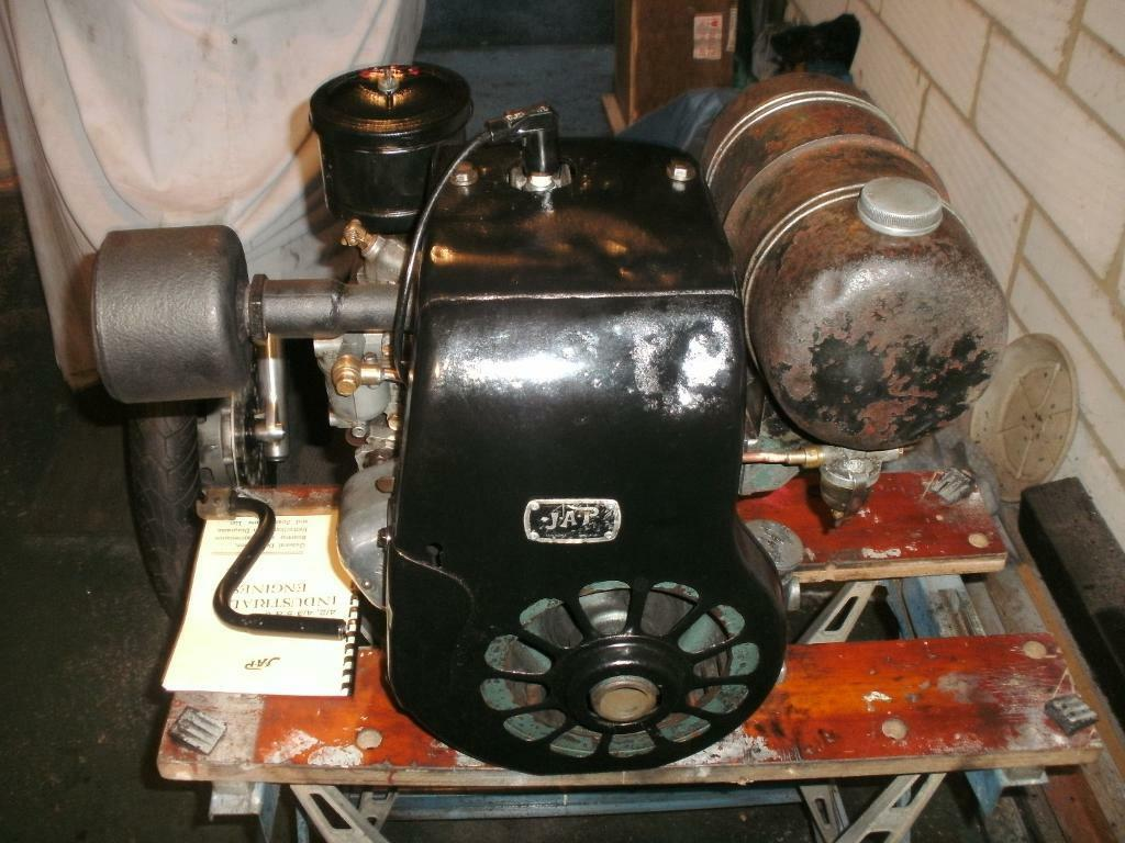 Vintage j a p type 4 3 stationary engine for sale in for Type 4 motor for sale