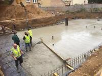 Kk construction formwork,groundworks,all aspects of building work undertaken
