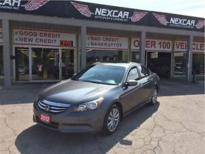 2012 Honda Accord EX-L AUT0 LEATHER SUNROOF 82K