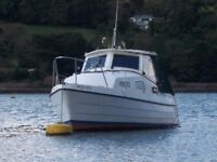 Starley Sundowner Motor Boat