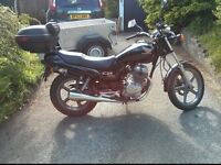 Honda CB Two Fifty for sale.