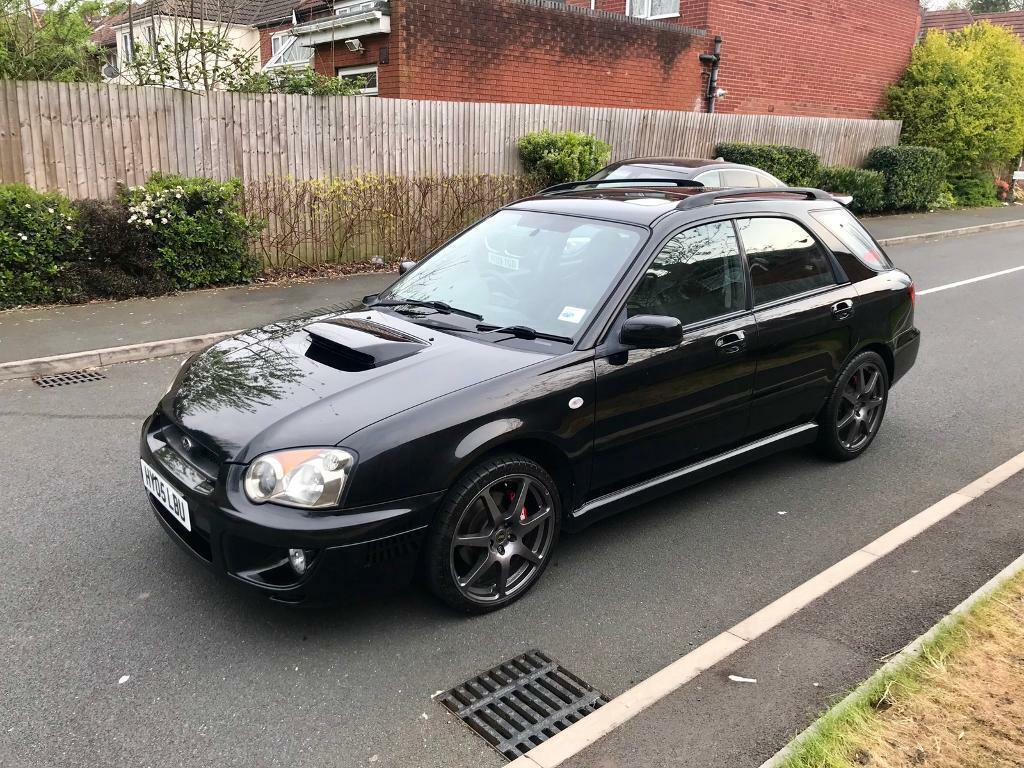 2005 Subaru Impreza Wrx 2 0 Turbo Wagon blobeye prodrive alloys 4wd not Sti  st vxr mps evo scooby | in Edgbaston, West Midlands | Gumtree