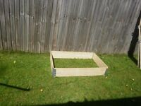PLANTERS PALLET COLLARS SUITABLE FOR RAISED BEDS VEGETABLE GARDEN