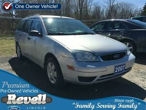 2007 Ford Focus SE...1-owner trade, Cruise, Htd seats...