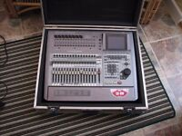 Roland VS2480 Digital Studio Workstation with Flight case.