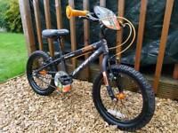 Boys starfighter 14inch wheel bike BMX