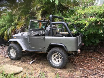 Toyota Land Cruiser Fj40 Regents Park Logan Area Preview