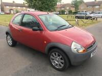 Ford KA! 3DR! Red!