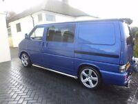Vw T4 2.4D Van
