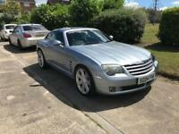 Chrysler Crossfire 3.2 auto 215 BHP