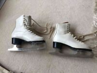 1950s ice skates by Fagen excellent condition