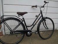 Ladies Retro Pro Bike 1930 town bike 70cm wheels