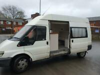 Ford Transit Converted Campervan