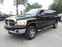 2006 Dodge Ram 2500 SLT DIESEL LOADED MEGACAB CAP