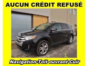 2011 Ford Edge AWD TOIT OUVRANT CUIR *NAVIGATION*