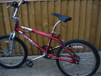 bmx bike retro full size