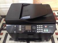 Epson Printer, Wi-Fi, WorkForce Pro WP-4535 Multifunction Inkjet printer
